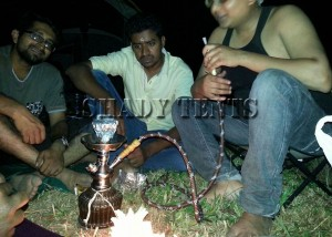 Tent Barbecue and Grill BBQ Party26